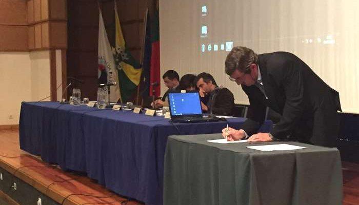 Assinatura do protocolo de Promoção da Semana da Ria Formosa