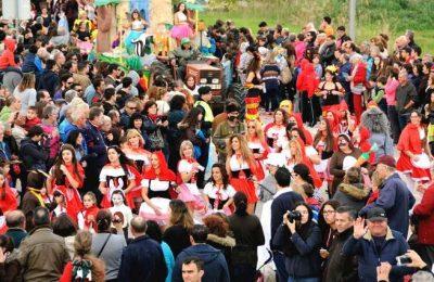Carnaval de Altura 2016 contou com milhares de visitantes