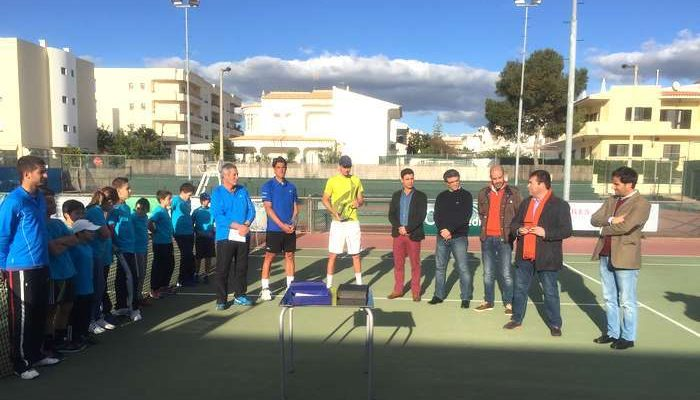 Holandês Jesse H. Galung venceu o 25º Open Future d Faro