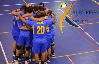 Voleibol Senior do Atlético de Albufeira venceu o Bom Sucesso!