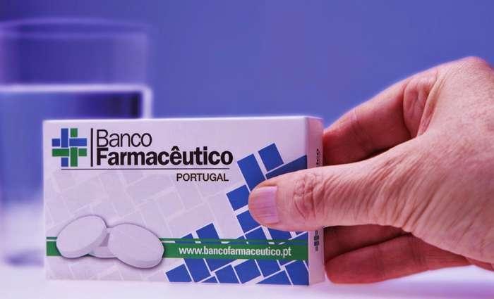 Portugueses doaram 10.500 medicamentos ao Banco Farmacêutico!