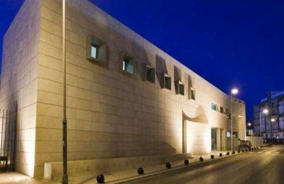 Uma noite na Biblioteca Municipal de Faro