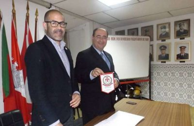 Autarquia de Faro apoia os Bombeiros Voluntários!