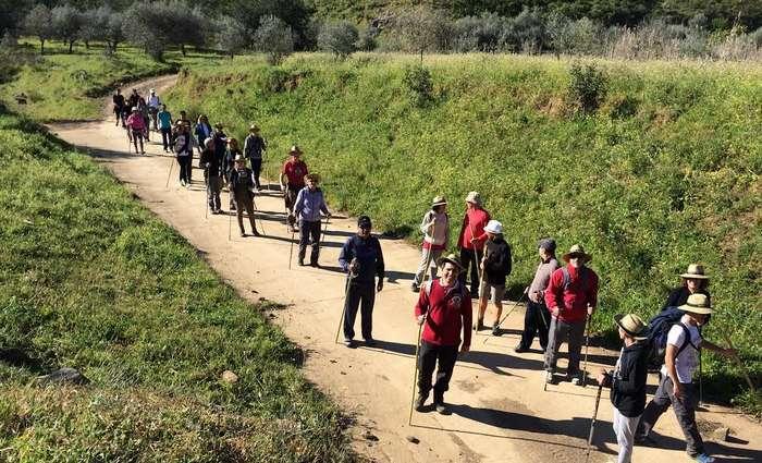 Baixo Guadiana foi palco da primeira grande caminhada Odiana