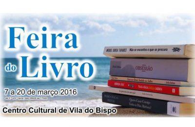 Feira do Livro de Vila do Bispo