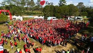 Coração humano gigante   Faro