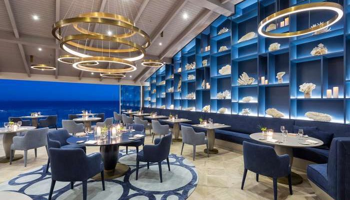 Vila Vita Parc renovou o Restaurante Ocean