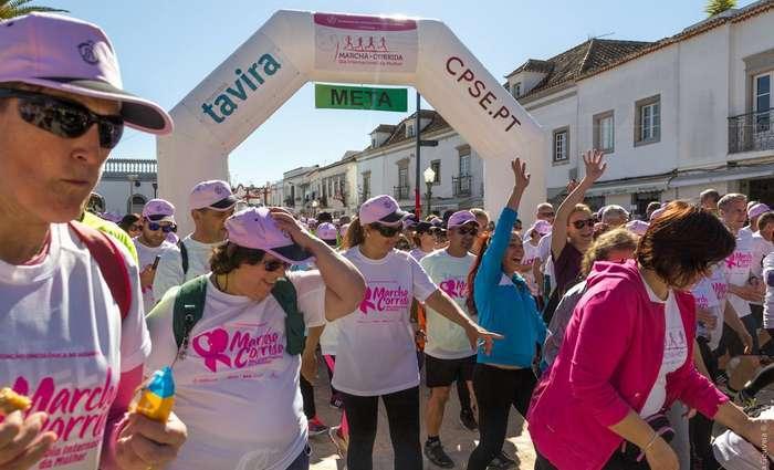 Marcha/Corrida da AOA em Tavira