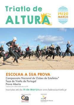 Triatlo de Altura   Taça de Portugal