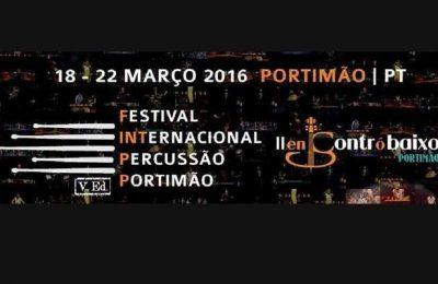 Festival Internacional de Percussão em Portimão