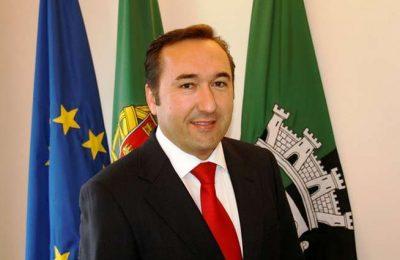 Vitor Guerreiro o Presidente da Câmara de São Brás de Alportel