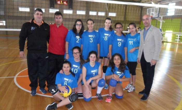 Voleibol - Atlético Clube de Albufeira - Infantis_Juvenis