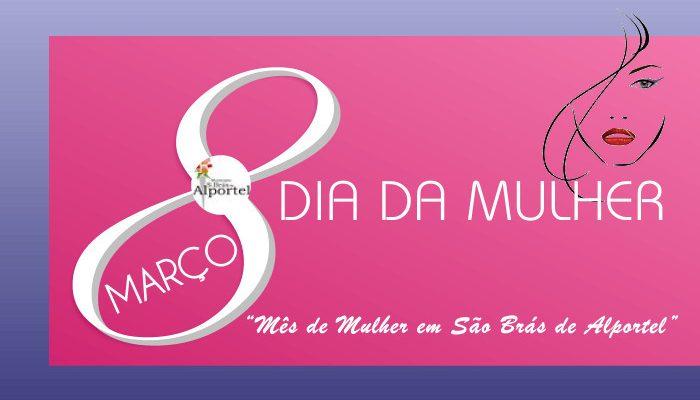São Brás de Alportel celebra o Dia Internacional da Mulher!