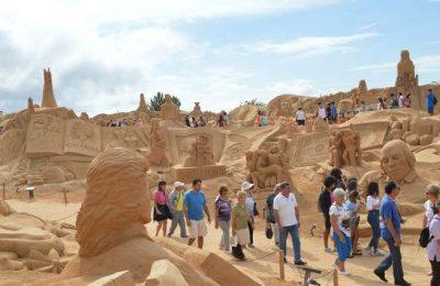 FIESA – Festival Internacional de Esculturas em Areia