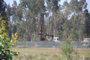 Petróleo - Primeiros furos em Aljezur