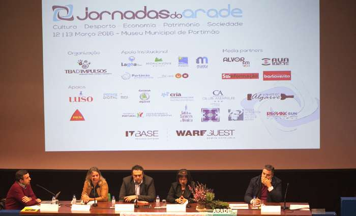 Jornadas do Arade debateram em Portimão o Aradismo