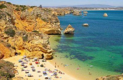 Algarve - Praia do Camilo em Lagos