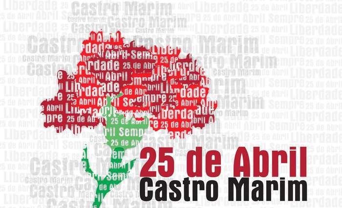 Comemorações do 25 de Abril em Castro Marim