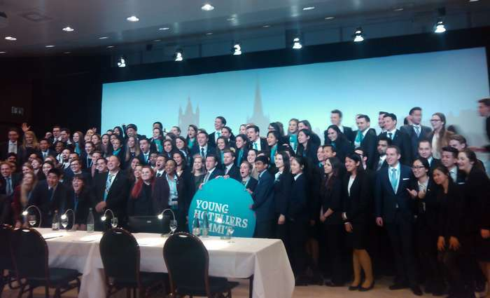 Portugueses no 7º Young Hoteliers Summit na Suiça!