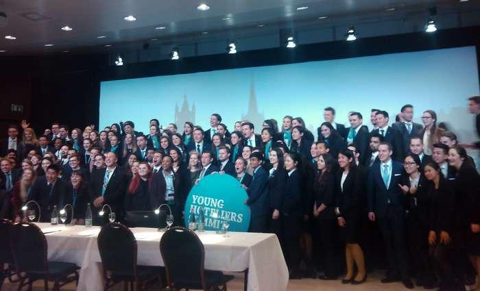 Portugueses no 7º Young Hoteliers Summit na Suiça!