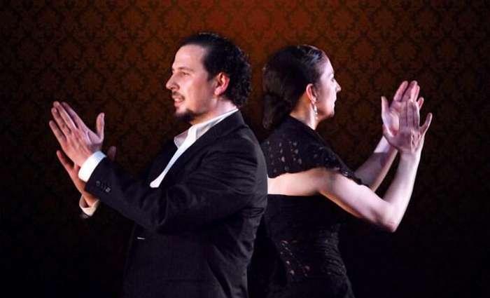 BailArte Flamenco no Teatro das Figuras em Faro