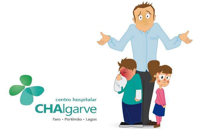 Palestra sobre alergias nas crianças no CHAlgarve!