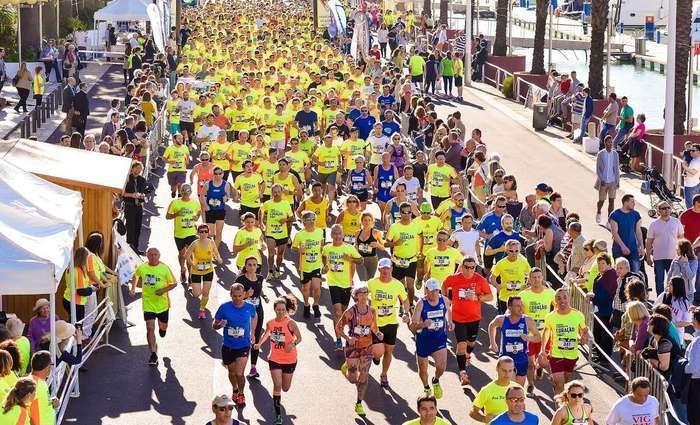 Mais de oitocentos participantes na corrida do Coração