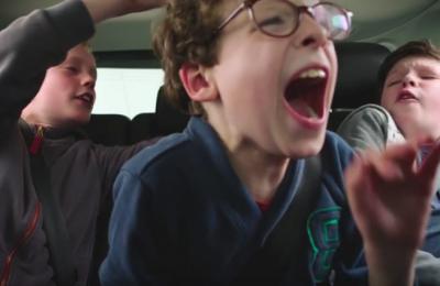 Ford atenua o ruído que vem do banco de trás
