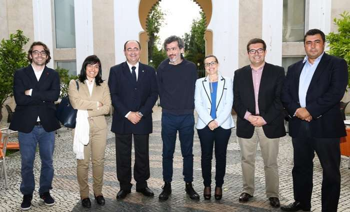 Luís Quintais distinguido com o Premio António Ramos Rosa