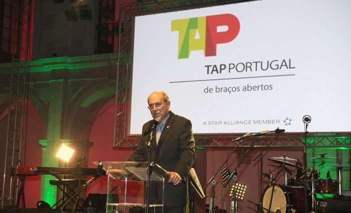 CEO TAP, Fernando Pinto