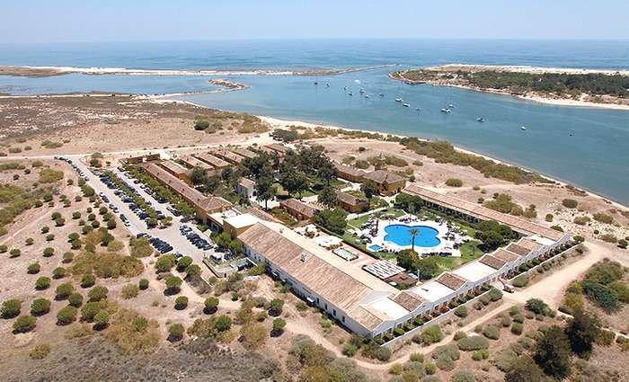 Eco-hotel Vila Galé Albacora, em Tavira
