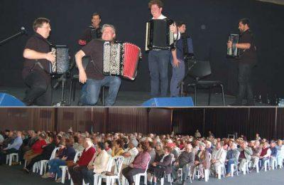 XXV Gala Internacional de Acordeão em Barão de São Miguel