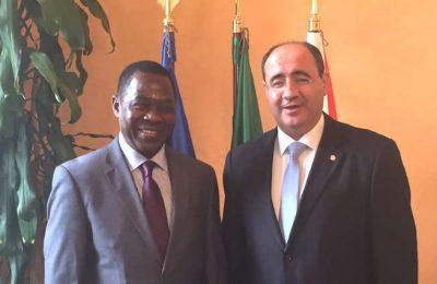 Embaixador da Costa do Marfim promove o país no Algarve