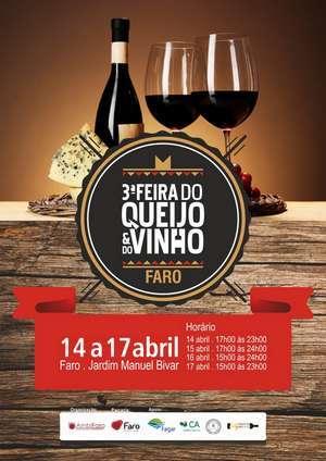Queijo e Vinho na Baixa de Faro