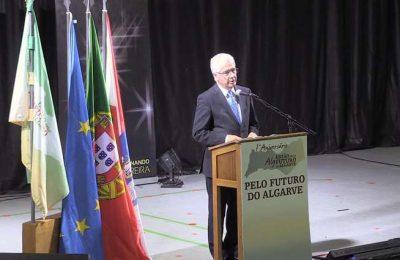 António Saraiva da CIP - no aniversário da Algfuturo