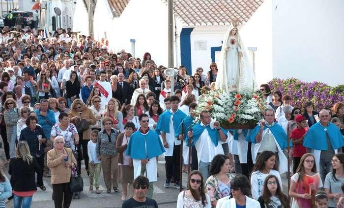 Festas em Honra do Imaculado Coração de Maria em Altura