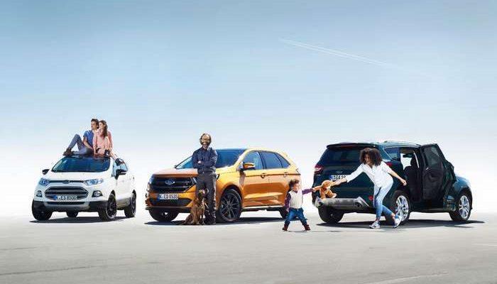 Os SUVs quadruplicaram as vendas na Europa desde 2005