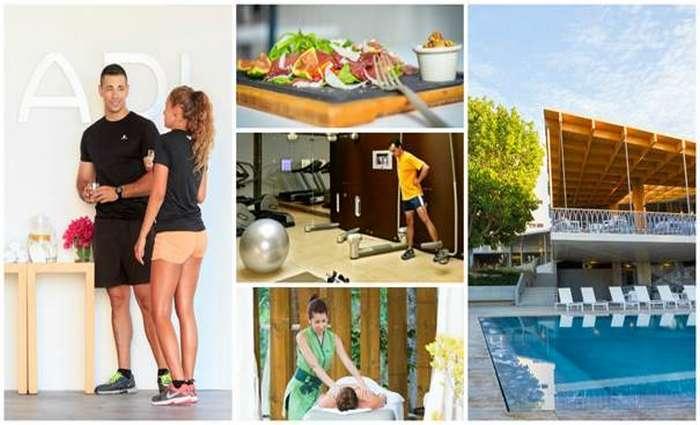 """Algarve no Top 5 do nicho Hotéis """"saúde e bem estar"""""""