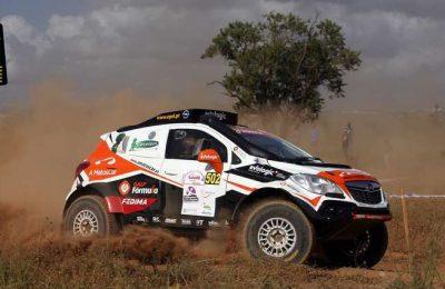 Nuno Matos e Filipe Serra em Opel Mokka Proto