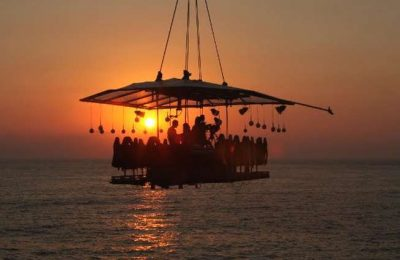 """Love Brunch"" e ""Dinner in the Sky"" na Quinta do Lago"