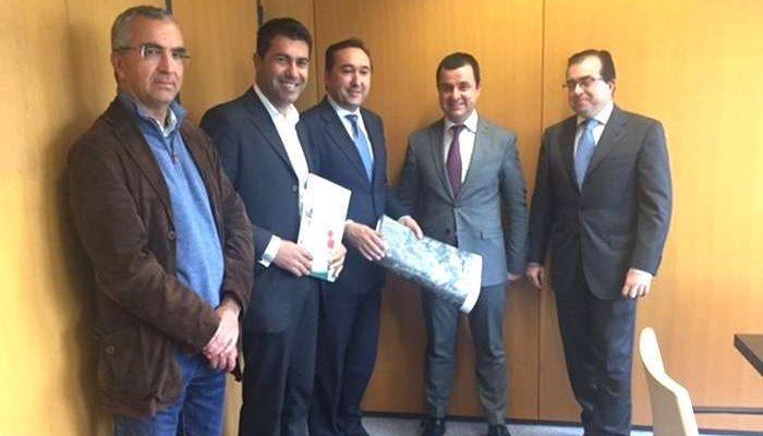 Vítor Guerreiro reúne com Secretário de Estado das Infraestruturas