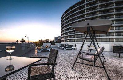 Vila Galé Ampalius - Sunset Lounge