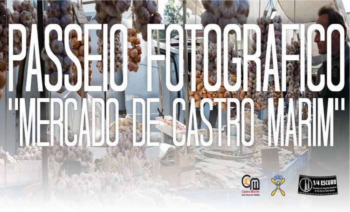 """Passeio Fotográfico """"Mercado de Castro Marim"""""""
