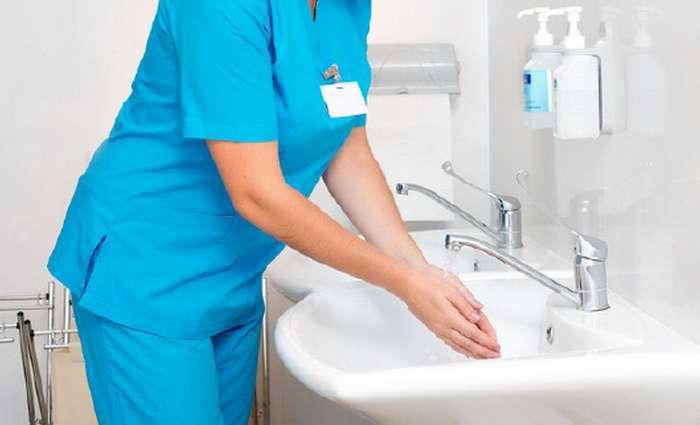 ARS Algarve - práticas de higiene das mãos