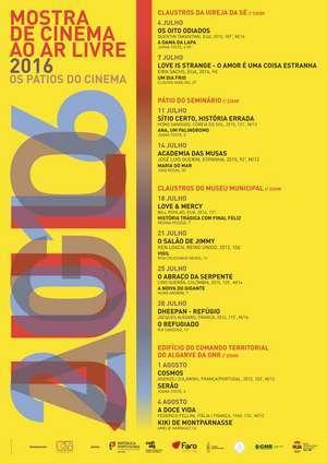 Mostra de Cinema ao Ar Livre