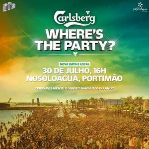 Carlsberg Where's The Party