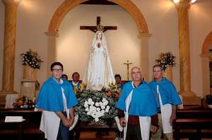 Festas do Imaculado Coração de Maria em Altura