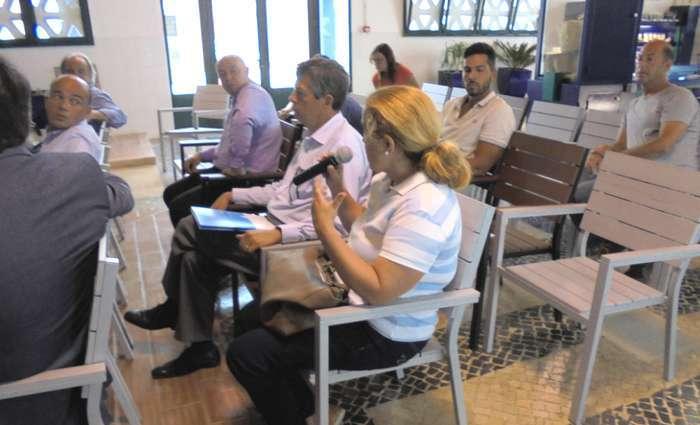 Empresários do Baixo Guadiana preparam a internacionalização