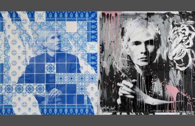 The Lost Warhols by Karen Bystedt na Marina de Vilamoura