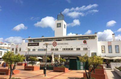 Mercado de Faro com recolha seletiva de resíduos